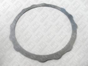 Пластина сепаратора (1 компл./1-4 шт.) для гусеничный экскаватор JCB JS330 (20/950982)